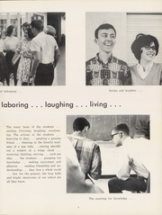 Page 9, 1966 Edition, North Forsyth High School - Cynosure Yearbook (Winston Salem, NC) online yearbook collection