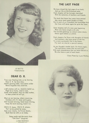 Page 17, 1955 Edition, Richmond High School - Treasure Chest Yearbook (Rockingham, NC) online yearbook collection