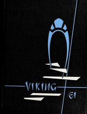 North Mecklenburg High School - Viking Yearbook (Huntersville, NC) online yearbook collection, 1961 Edition, Page 1