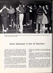 Page 14, 1961 Edition, North Mecklenburg High School - Viking Yearbook (Huntersville, NC) online yearbook collection