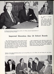 Page 16, 1961 Edition, North Mecklenburg High School - Viking Yearbook (Huntersville, NC) online yearbook collection