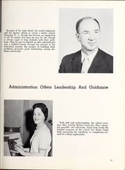 Page 17, 1961 Edition, North Mecklenburg High School - Viking Yearbook (Huntersville, NC) online yearbook collection