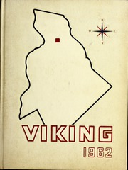 North Mecklenburg High School - Viking Yearbook (Huntersville, NC) online yearbook collection, 1962 Edition, Page 1