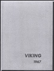 North Mecklenburg High School - Viking Yearbook (Huntersville, NC) online yearbook collection, 1967 Edition, Page 1