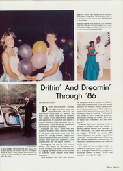 Page 13, 1987 Edition, West Forsyth High School - Cronus Yearbook (Clemmons, NC) online yearbook collection