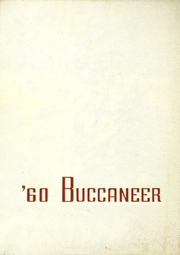 Walter Hines Page High School - Buccaneer Yearbook (Greensboro, NC) online yearbook collection, 1960 Edition, Page 1
