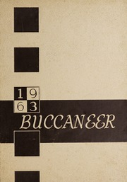 Walter Hines Page High School - Buccaneer Yearbook (Greensboro, NC) online yearbook collection, 1963 Edition, Page 1