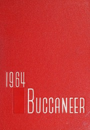 Walter Hines Page High School - Buccaneer Yearbook (Greensboro, NC) online yearbook collection, 1964 Edition, Page 1
