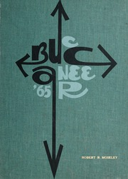 Walter Hines Page High School - Buccaneer Yearbook (Greensboro, NC) online yearbook collection, 1965 Edition, Page 1