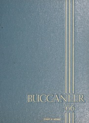 Walter Hines Page High School - Buccaneer Yearbook (Greensboro, NC) online yearbook collection, 1966 Edition, Page 1