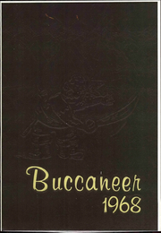 Walter Hines Page High School - Buccaneer Yearbook (Greensboro, NC) online yearbook collection, 1968 Edition, Page 1