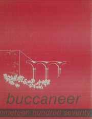 Walter Hines Page High School - Buccaneer Yearbook (Greensboro, NC) online yearbook collection, 1970 Edition, Page 1