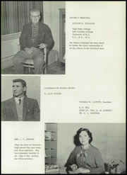 Page 11, 1959 Edition, Havelock High School - Rampage Yearbook (Havelock, NC) online yearbook collection