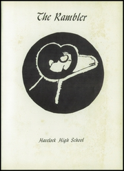 Page 5, 1959 Edition, Havelock High School - Rampage Yearbook (Havelock, NC) online yearbook collection