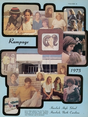 Page 5, 1975 Edition, Havelock High School - Rampage Yearbook (Havelock, NC) online yearbook collection