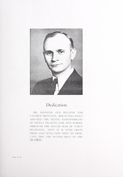 Page 11, 1937 Edition, Harding High School - Acorn Yearbook (Charlotte, NC) online yearbook collection