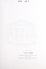 Page 5, 1937 Edition, Harding High School - Acorn Yearbook (Charlotte, NC) online yearbook collection