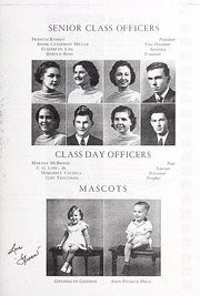 Page 17, 1938 Edition, Harding High School - Acorn Yearbook (Charlotte, NC) online yearbook collection