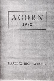 Page 3, 1938 Edition, Harding High School - Acorn Yearbook (Charlotte, NC) online yearbook collection