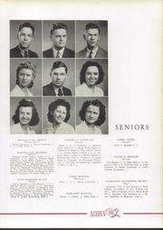Page 15, 1942 Edition, Harding High School - Acorn Yearbook (Charlotte, NC) online yearbook collection