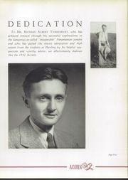 Page 9, 1942 Edition, Harding High School - Acorn Yearbook (Charlotte, NC) online yearbook collection