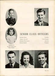 Page 13, 1944 Edition, Harding High School - Acorn Yearbook (Charlotte, NC) online yearbook collection