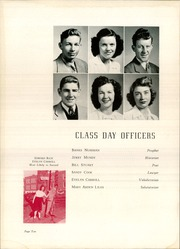 Page 14, 1944 Edition, Harding High School - Acorn Yearbook (Charlotte, NC) online yearbook collection