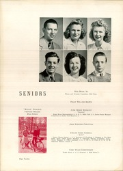 Page 16, 1944 Edition, Harding High School - Acorn Yearbook (Charlotte, NC) online yearbook collection