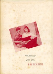Page 5, 1944 Edition, Harding High School - Acorn Yearbook (Charlotte, NC) online yearbook collection