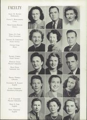 Page 13, 1947 Edition, Harding High School - Acorn Yearbook (Charlotte, NC) online yearbook collection