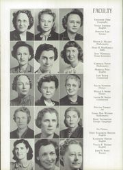 Page 14, 1947 Edition, Harding High School - Acorn Yearbook (Charlotte, NC) online yearbook collection