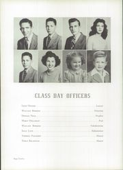 Page 16, 1947 Edition, Harding High School - Acorn Yearbook (Charlotte, NC) online yearbook collection
