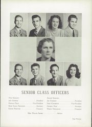Page 17, 1947 Edition, Harding High School - Acorn Yearbook (Charlotte, NC) online yearbook collection