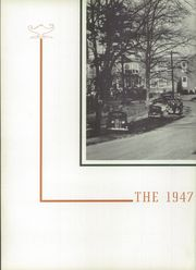 Page 6, 1947 Edition, Harding High School - Acorn Yearbook (Charlotte, NC) online yearbook collection