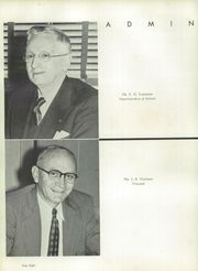 Page 10, 1956 Edition, Harding High School - Acorn Yearbook (Charlotte, NC) online yearbook collection