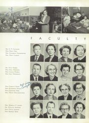 Page 13, 1956 Edition, Harding High School - Acorn Yearbook (Charlotte, NC) online yearbook collection