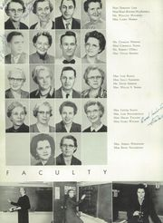 Page 14, 1956 Edition, Harding High School - Acorn Yearbook (Charlotte, NC) online yearbook collection