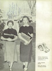 Page 5, 1956 Edition, Harding High School - Acorn Yearbook (Charlotte, NC) online yearbook collection