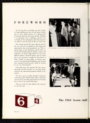 Page 10, 1964 Edition, Harding High School - Acorn Yearbook (Charlotte, NC) online yearbook collection