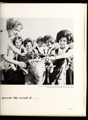 Page 11, 1964 Edition, Harding High School - Acorn Yearbook (Charlotte, NC) online yearbook collection