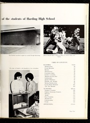 Page 13, 1964 Edition, Harding High School - Acorn Yearbook (Charlotte, NC) online yearbook collection