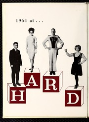 Page 6, 1964 Edition, Harding High School - Acorn Yearbook (Charlotte, NC) online yearbook collection