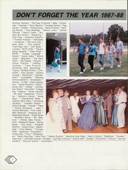 Page 8, 1988 Edition, Westover High School - Zephyr Yearbook (Fayetteville, NC) online yearbook collection