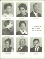 Page 17, 1938 Edition, West Charlotte High School - Lion Yearbook (Charlotte, NC) online yearbook collection