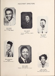 Page 15, 1953 Edition, West Charlotte High School - Lion Yearbook (Charlotte, NC) online yearbook collection