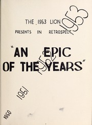 Page 5, 1953 Edition, West Charlotte High School - Lion Yearbook (Charlotte, NC) online yearbook collection