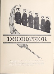 Page 7, 1953 Edition, West Charlotte High School - Lion Yearbook (Charlotte, NC) online yearbook collection