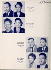Page 10, 1957 Edition, West Charlotte High School - Lion Yearbook (Charlotte, NC) online yearbook collection
