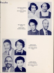 Page 13, 1957 Edition, West Charlotte High School - Lion Yearbook (Charlotte, NC) online yearbook collection