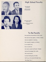 Page 14, 1957 Edition, West Charlotte High School - Lion Yearbook (Charlotte, NC) online yearbook collection